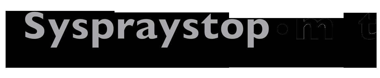 Syspraystop met
